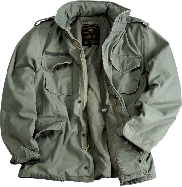 ThingsLooksGood - M65 Field Jacket