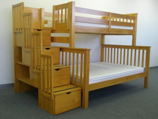 17 best images about twin over full bunk beds on pinterest kid drawers and honey. Black Bedroom Furniture Sets. Home Design Ideas
