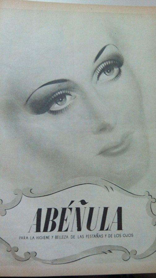 #Abéñula #Publicidad En: #ElHogaryModa, 1949