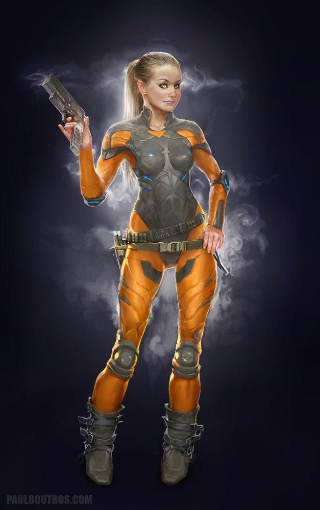 sexy anime space suit - photo #31