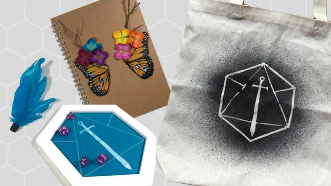 Wonderful New Crafts Trends for Tuesday 6/6 #crafts #DIY