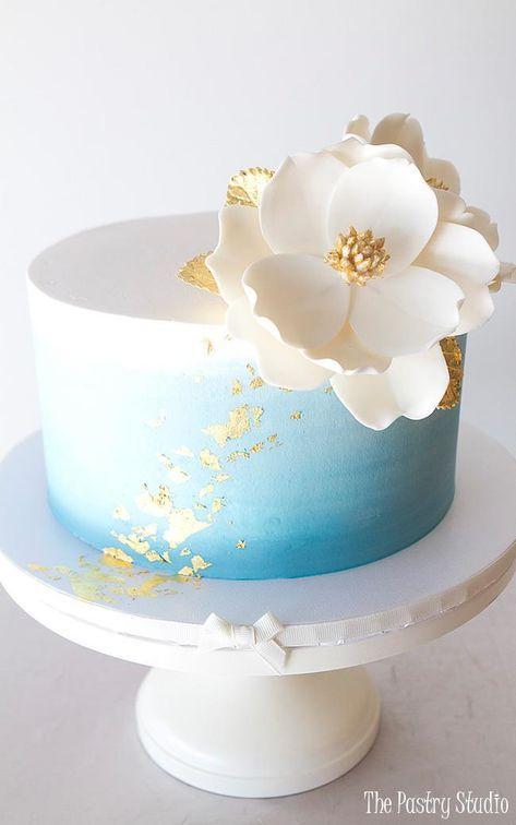 Empfohlener Kuchen: The Pastry Studio; www.thepastrystud …; Ideen für Hochzeitstorten.   – wedding cakes