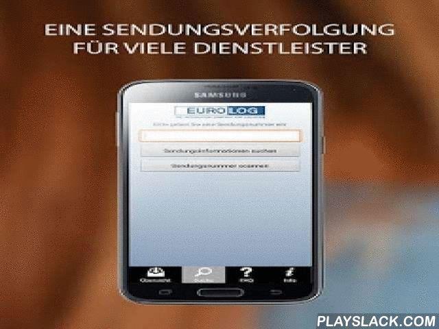 ONE TRACK Sendungsverfolgung  Android App - playslack.com , Sie möchten Lieferungen und Sendungen unterschiedliche Dienstleister mit nur einer App erfassen und verwalten?Mit der ONE TRACK Sendungsverfolgung der EURO-LOG AG können Sie als privater Nutzer in Deutschland schnell in Erfahrung bringen, wo sich Ihre Kurier-, Express- oder Paket-Sendung (KEP) aktuell befindet. Ganz egal, von welchem der angebundenen KEP-Dienstleister Sie eine Sendung erwarten oder mit wem Sie diese versendet haben…