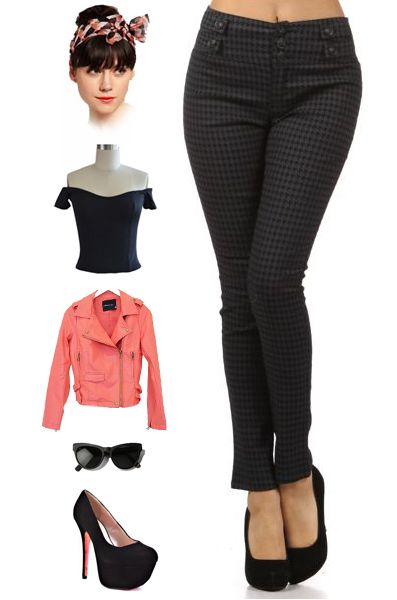 Just restocked in all sizes! Find them here: http://www.ebay.com/itm/PINUP-HIGH-WAISTED-Black-Grey-HOUNDSTOOTH-GWEN-Skinny-Pants-w-BUTTON-Detail-/121009387796?pt=US_CSA_WC_Pants==item61cffe8f80