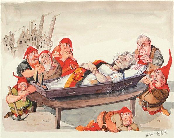 Schneewittchen (DDR) und die sieben Zwerge von Hans Reiser