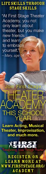 Classes teaching life skills through stage skills to students ages 3-18. Learn #acting, #musicaltheater, #improvisation, and more during fall, sinter and spring sessions in Milwaukee and Brookfield. @firststage academy  #JAKtivities #JAKBFF