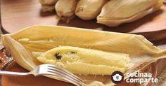 Tamales Canarios hecha por Mr Sht30. Tamales elaborados con harina de arroz como los prepararan en Querétaro y Toluca.