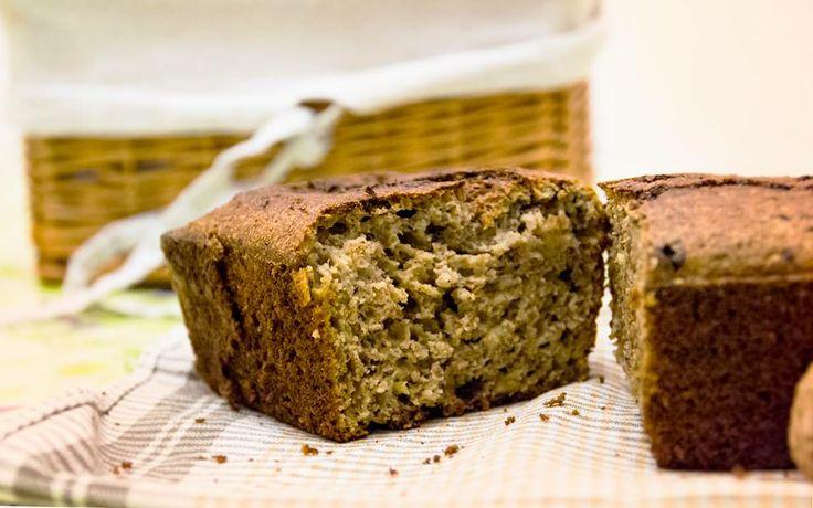 zdravý hriech - čokoládovo banánový chlebík s ovsenými vločkami http://www.prosimspinkaj.sk/11/post/2014/02/bannovo-okoldov-chlebk.html