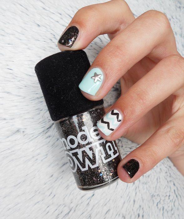Mix Match nail art
