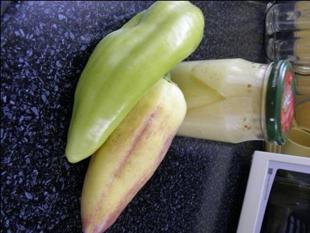 sterilizovaná paprika :: Bodkovana