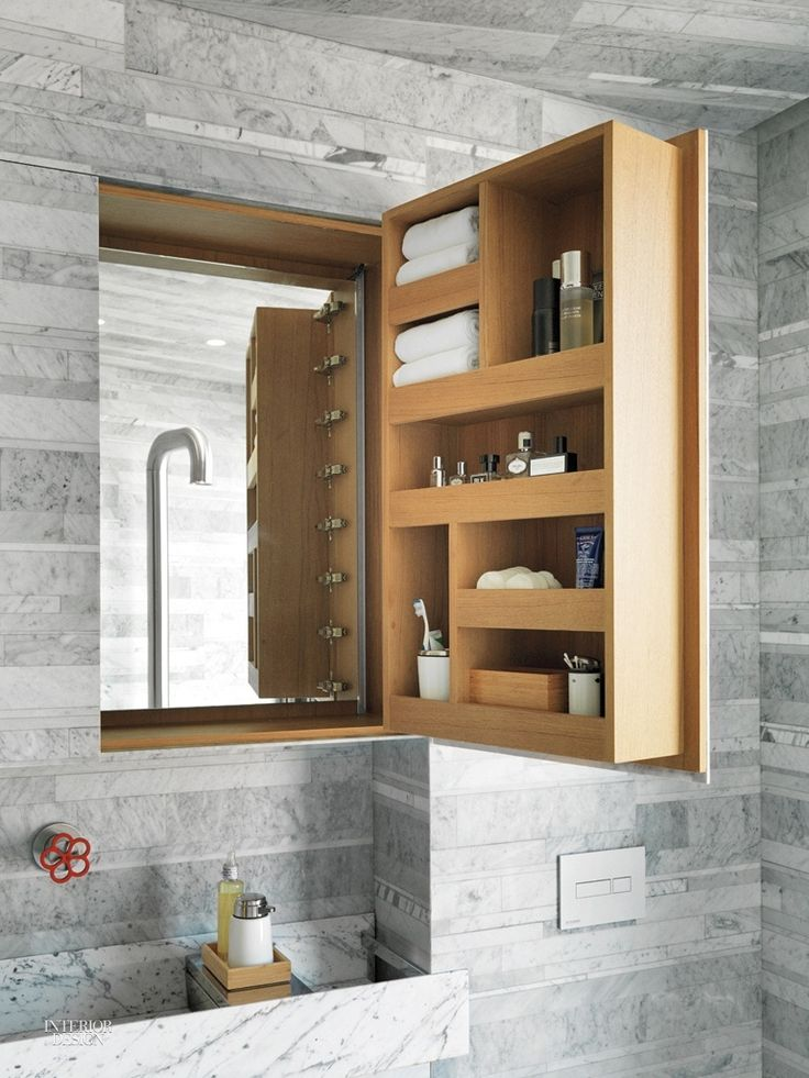 1257 best bathrooms images on pinterest architects for Secret drawer kitchens