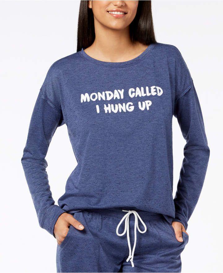 f610adde6176 Jenni by Jennifer Moore Graphic Pajama Top #Moore#Jennifer#Jenni ...