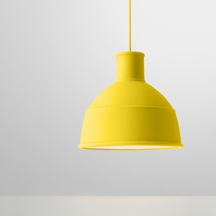YELLOW LAMP DESIGN