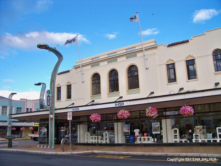 Westermans building Hasting HB NZ