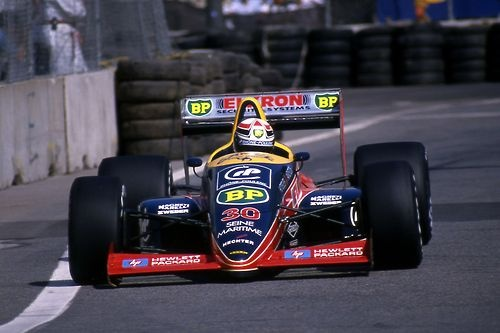 Philippe Alliot Larrousse Calmels Lola-Ford LC88 Detroit 1988