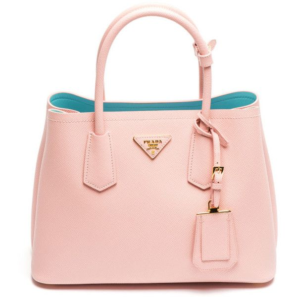 The Perfect Prada Bag For Ladies Who Lunch ❤ liked on Polyvore featuring bags, bolsas and borse