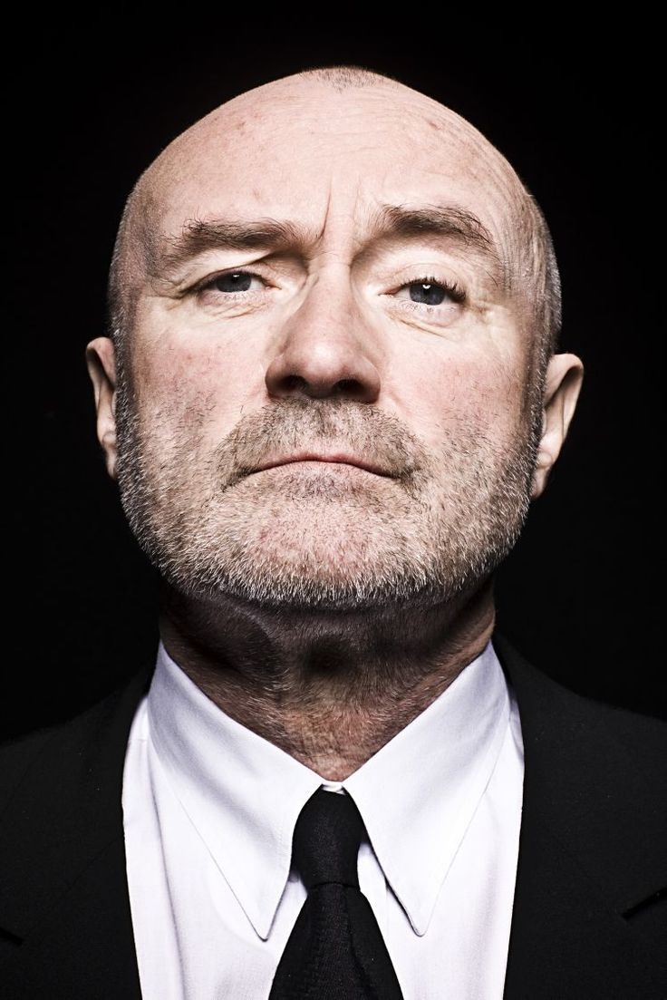 Phil Collins    I have always liked him, even before I understood his lyrics. This guy is awesome.