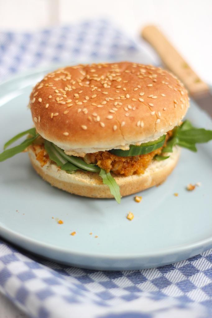 Lekker en Simpel - broodje falafel - Lekker en Simpel