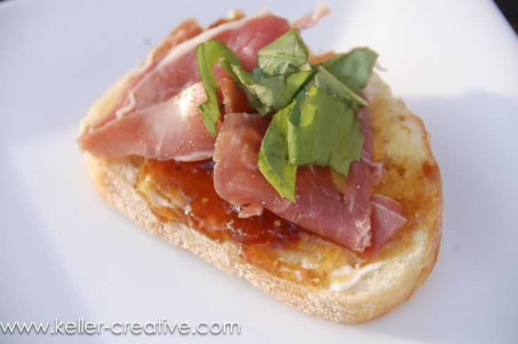 and goat pear and goat cheese crostini goat cheese drizzle crostini ...
