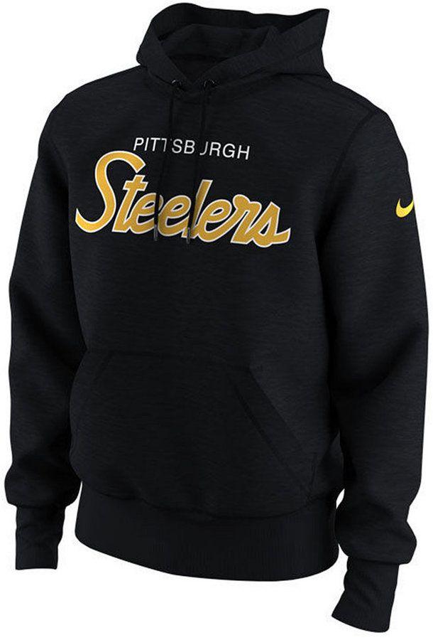 Nike Men's Pittsburgh Steelers Sports Specialty Script Hoodie