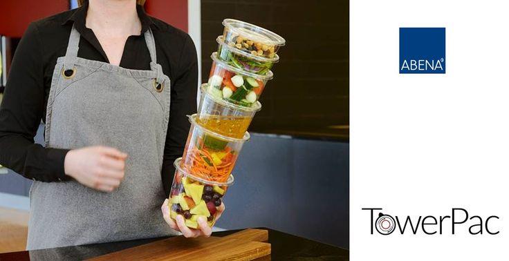 Zimne i rozlane jedzenie? Pogniecione pojemniki? Czy Ty też masz problem z jedzeniem na wynos? Mamy rozwiązanie: TowerPac! http://www.abena.pl/towerpac-1 #towerpac #foodservice #abena