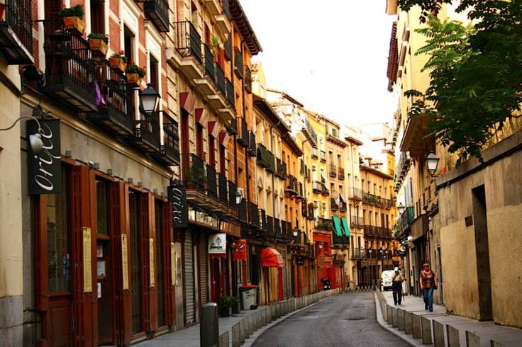 cava baja La Latina Madrid: