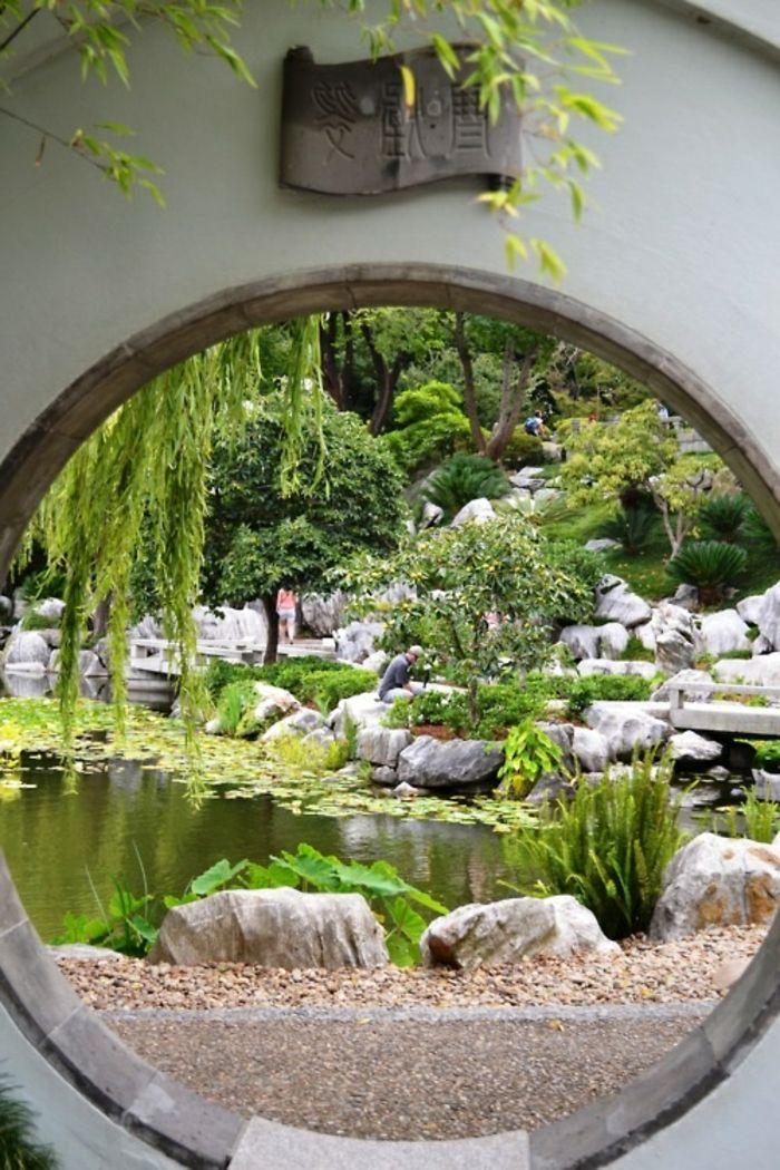 17 best ideas about deco jardin zen on pinterest jardin. Black Bedroom Furniture Sets. Home Design Ideas