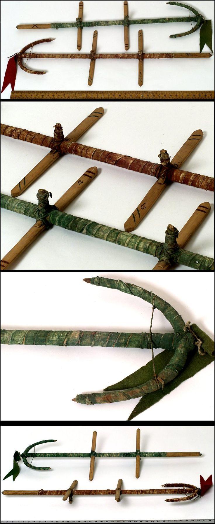 Ring Stick Game Native American