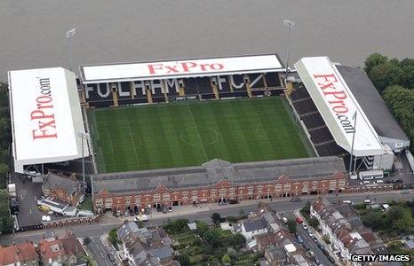 Craven Cottage - Fulham F.C.