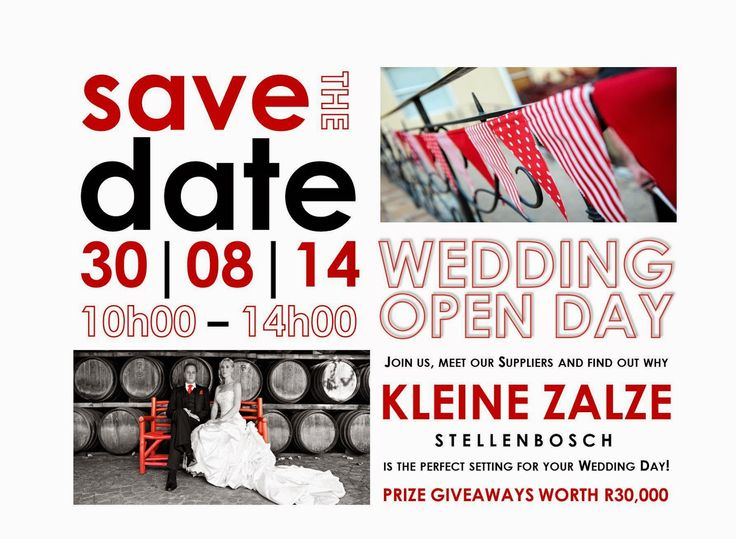Our second annual Open Day for wedding couples to come and view our Wedding Venue.