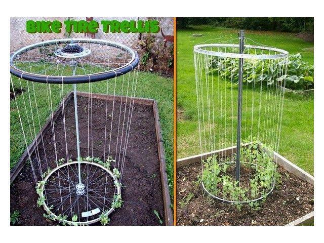 Découvrez 60 superbes idées créatives pour jardins.