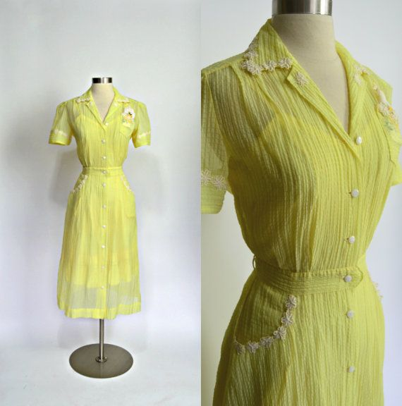 1000  images about Vintage Love Fashion on Pinterest - Day dresses ...