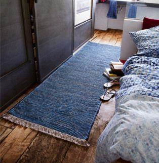 Tapis sur mesure : tapis vintage, tapis tissé main - Saint Maclou