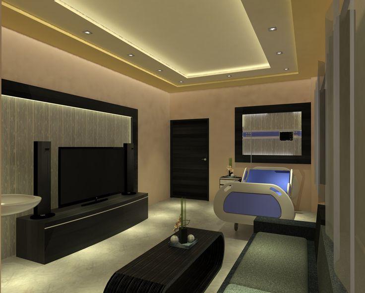 vip room hospital design ideas