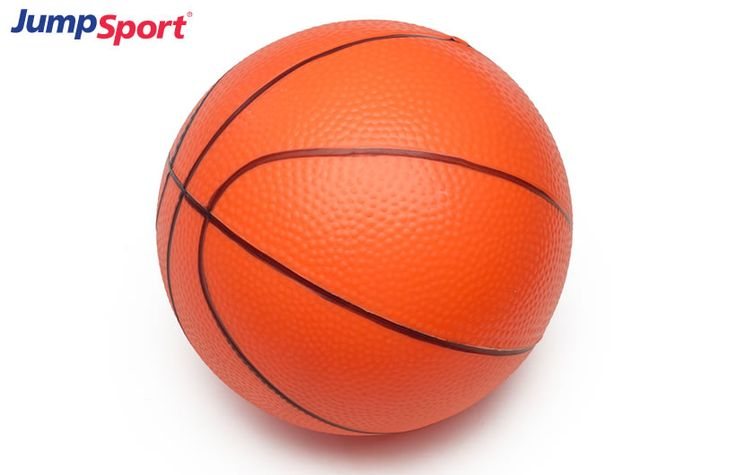 Mini 5 inch Trampoline Basketball perfect for dunking!
