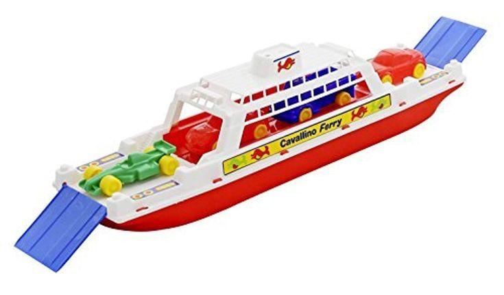 Der Spielzeugtester hat das Fähre mit 4 Autos angeschaut und empfiehlt es hier … – Spielzeugtester
