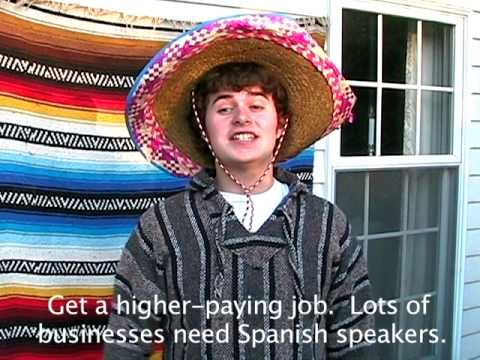 why americans should learn a foreign Are you looking to discover why you should start to learn spanish here are twenty five good reasons why you should start today  i would never learn a foreign .