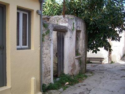 Platana, Sparti (Sparta), Greece. The village where my dad was raised.