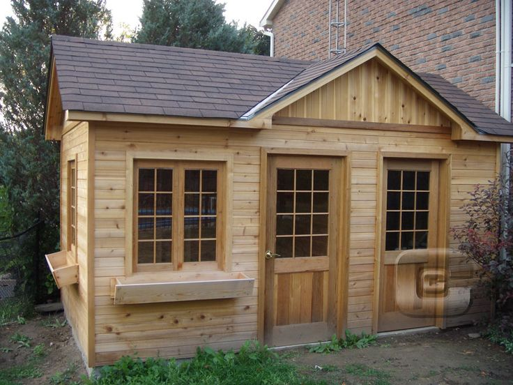 17 best ideas about shed playhouse on pinterest storage for Playhouse sheds
