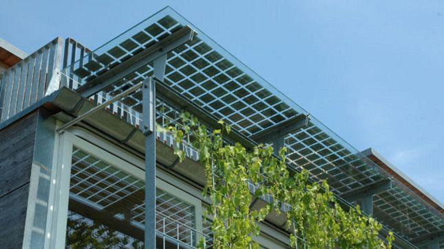 3S Photovoltaic sun shades - lang artikel om solceller og integrering i arkitektur