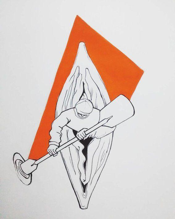 """""""Tu cuerpo desnudo, el mío y esa alfombra naranja que siempre nos acompaña, eso es lo único que necesitamos para llegar al éxtasis. No son pocas las m..."""