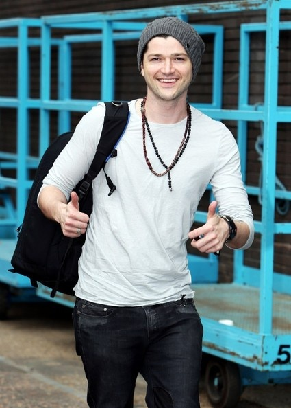 Danny O Donoghue Photo - Danny O'Donoghue Outside the London Studios