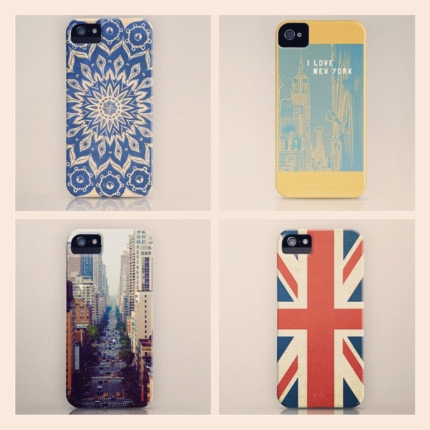 iPhone 5 Cases I want!