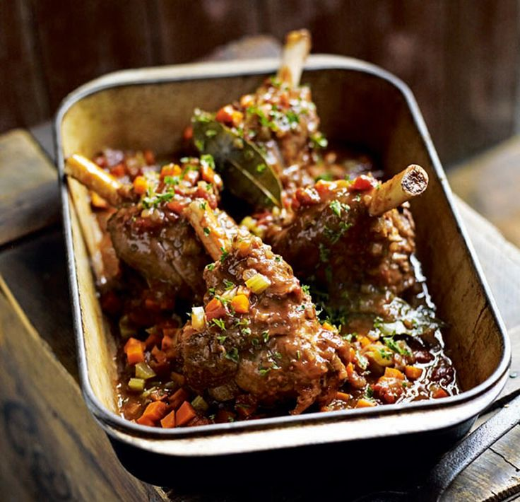 These slow-cooked lamb shank recipes are full of flavour and fall-off-the-bone tender. We're serving up everything from beer-braised to curried lamb shanks.