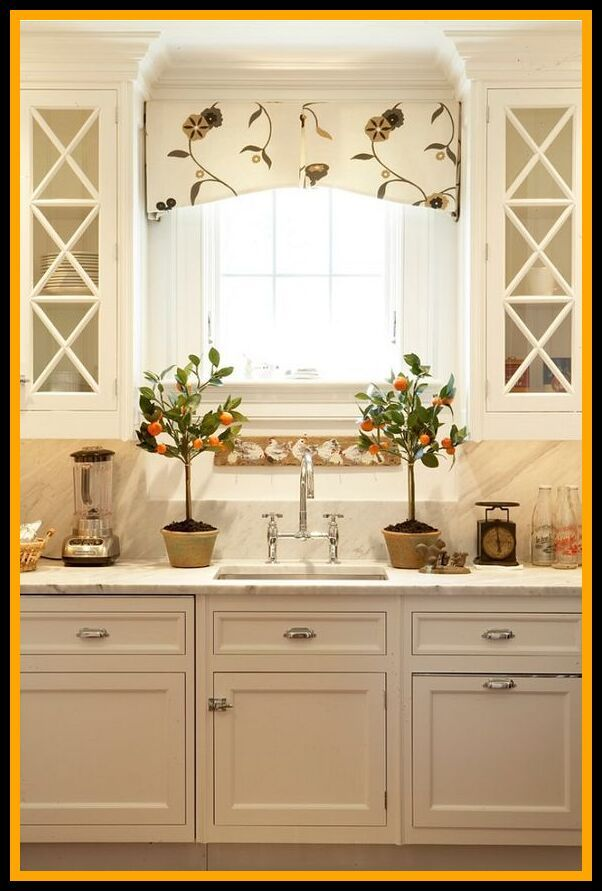 94 Reference Of Window Blinds Over Kitchen Sink Elegant Kitchens Kitchen Window Valances Kitchen Window Treatments