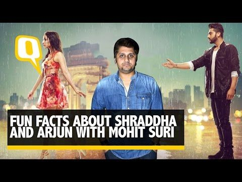 Daily News : The Quint: Mohit Suri Shares Fun Facts About Shrad...