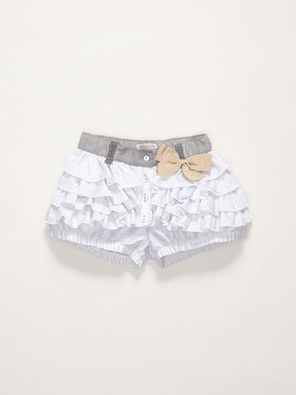 Now that's how to do girly shorts. L.O.L. Kids Ruffle Shorts on Gilt.