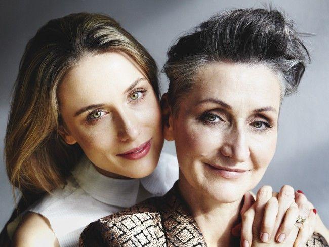 sesja matka i córka