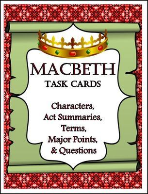 motifs and characterization in macbeth I what is a motif a motif is a symbolic image or idea that appears frequently in a story motifs can be symbols, sounds, actions, ideas, or words.