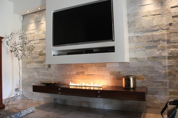 Planika Fires - Offical company blog: TV mounted over a bio ...
